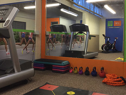 JM Complete Fitness Studio view