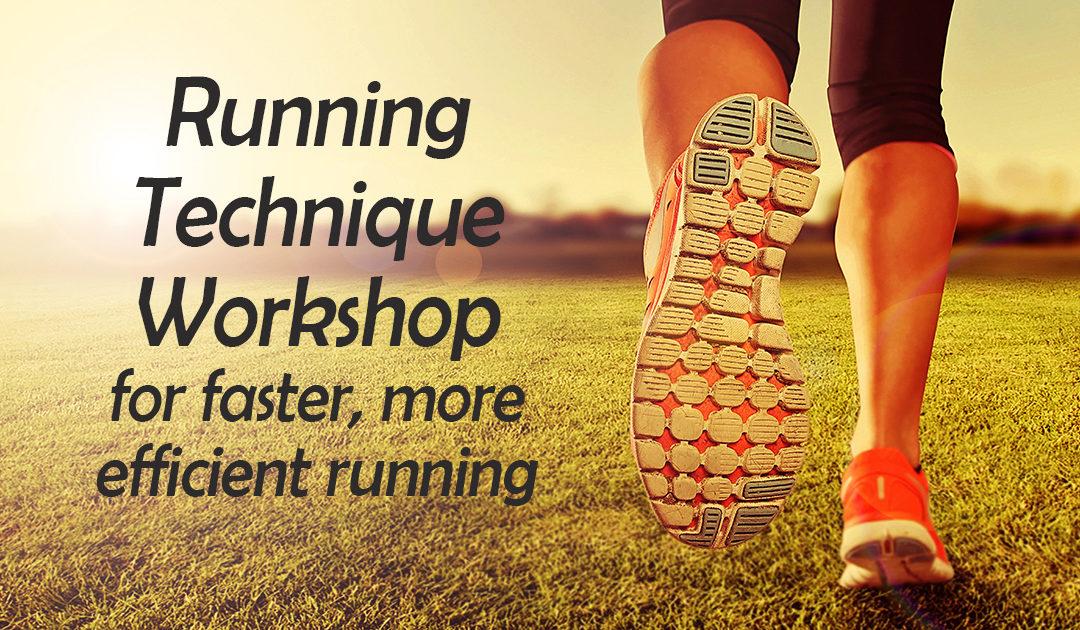 Next Running Technique Workshop